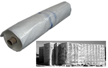 32' x 100' Reinforced Heavy Duty Poly Sheets