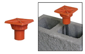 Rebar Safety Caps